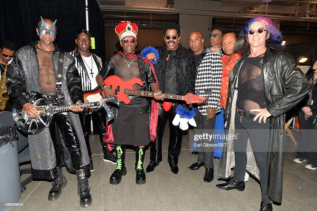 2015 Soul Train Music Awards  - All Access : News Photo