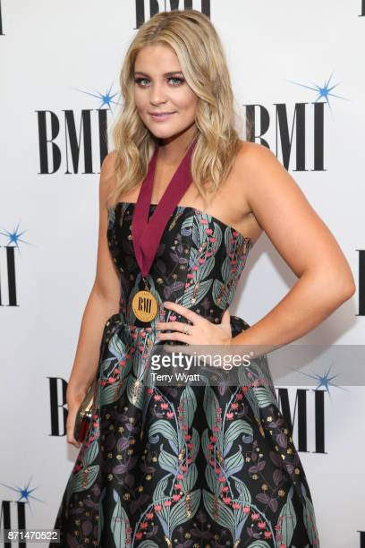 Singer Lauren Alaina attends the 65th Annual BMI Country awards on November 7 2017 in Nashville Tennessee