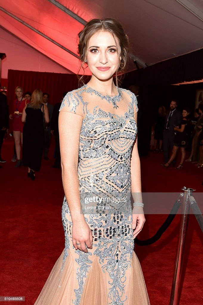 Singer Lauren Daigle attends The 58th GRAMMY Awards at ...