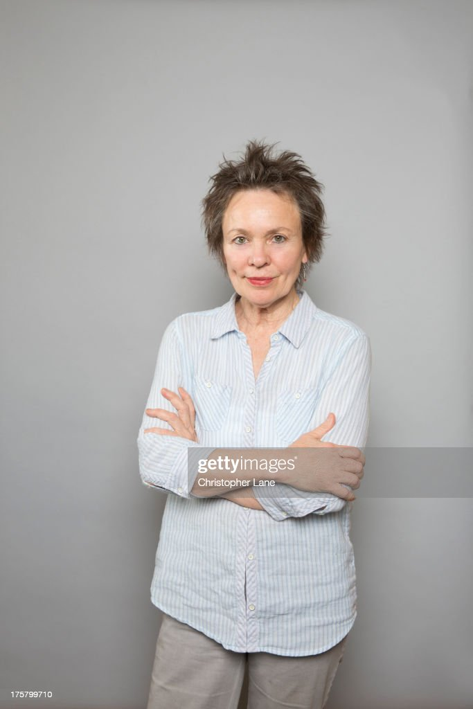Laurie Anderson, The London Times, June 1, 2013