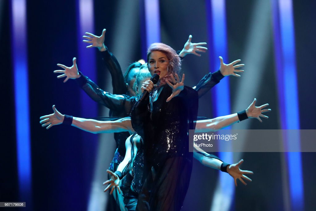 Eurovision Song Contest Second Semi Final : News Photo