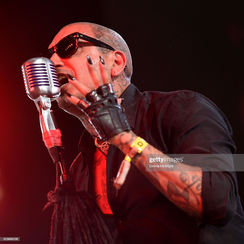 2016 Coachella Valley Music And Arts Festival - Weekend 2 - Day 3 : News Photo