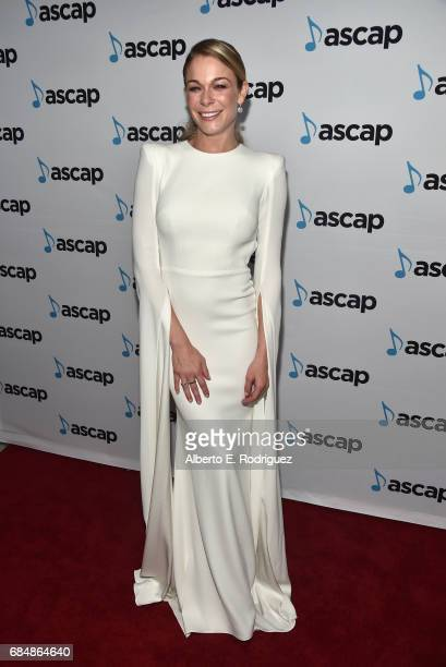 Singer LeAnn Rimes at the 2017 ASCAP Pop Awards at The Wiltern on May 18 2017 in Los Angeles California