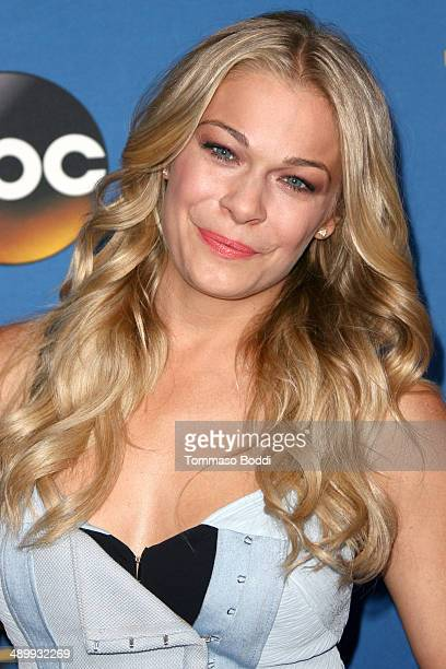 Singer Leann Rimes attends the 2014 MDA Show of Strength Telethon held at the Hollywood Palladium on May 12 2014 in Hollywood California