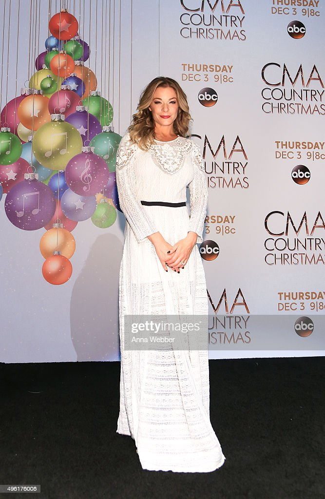 CMA 2015 Country Christmas - Press room