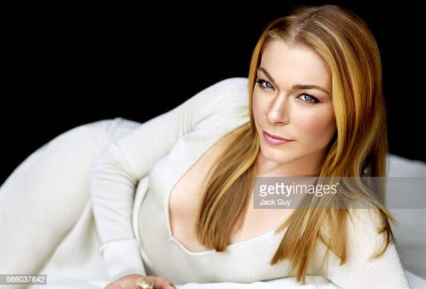 Singer Leann Rimes is photographed for Redbook Magazine in 2007 in Los Angeles California PUBLISHED IMAGE