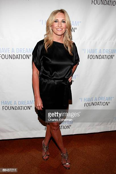 Singer Lee Ann Womack attends the 2009 I Have A Dream Foundation Spring Gala at 583 Park Avenue on June 11 2009 in New York City