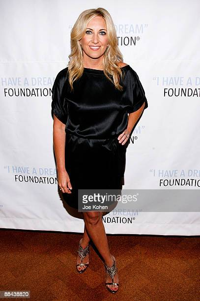 Singer Lee Ann Womack attends the 2009 I Have a Dream Foundation spring gala at 583 Park Avenue June 11, 2009 in New York City.