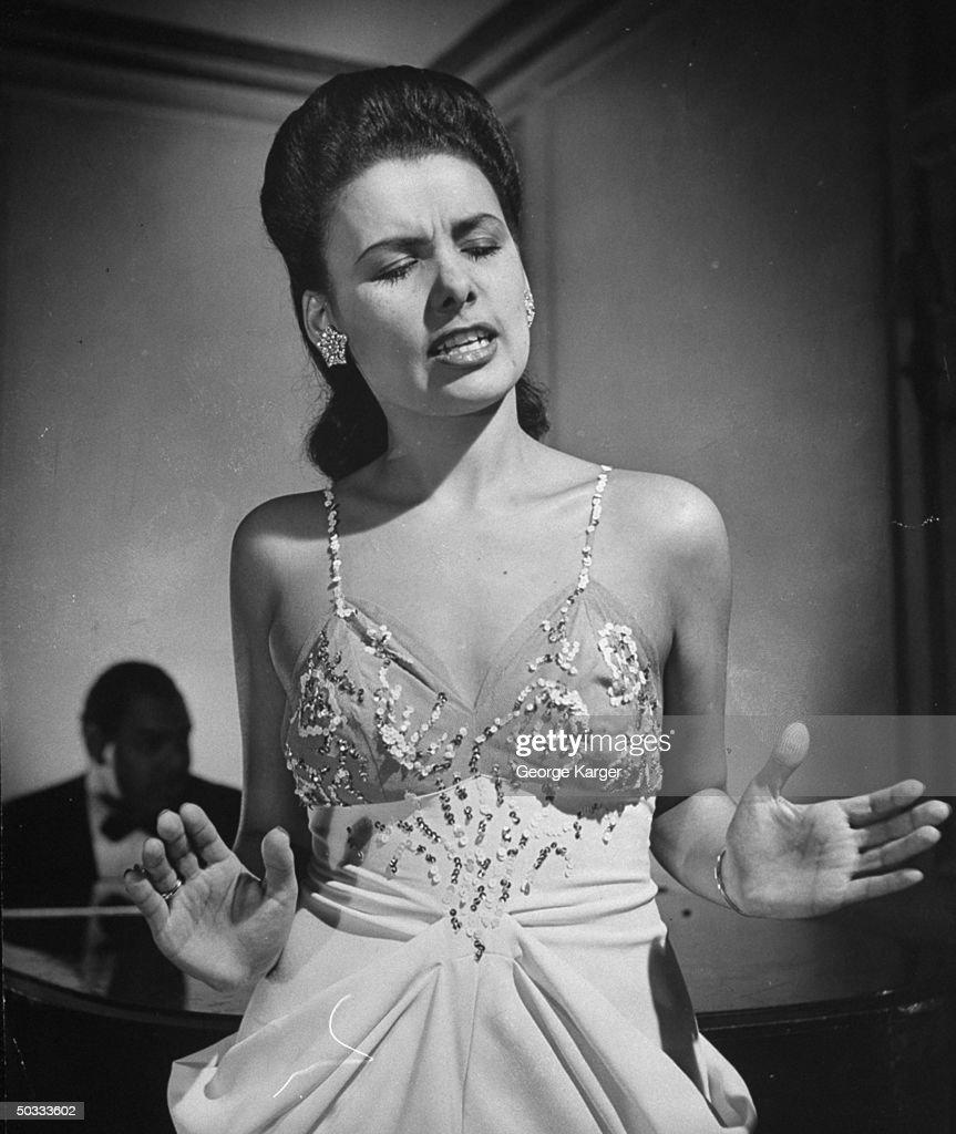 Lena Horne : News Photo