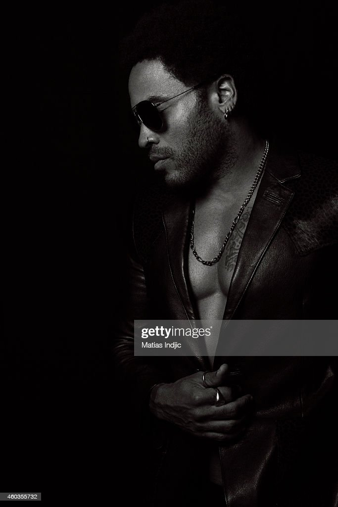 Singer Lenny Kravitz is photographed for Commons and Sense Magazine on July 4, 2014 in Paris, France.
