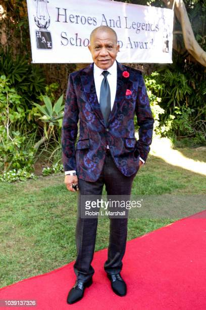 Singer Lenny Williams attends the 29th Annual Heroes And Legends Awards at Beverly Hills Hotel on September 23 2018 in Beverly Hills California