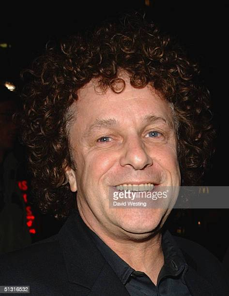 Singer Leo Sayer attends the launch party for the The Jimi Hendrix Experience the world's largest collection of Jimi Hendrix memorabilia said to be...