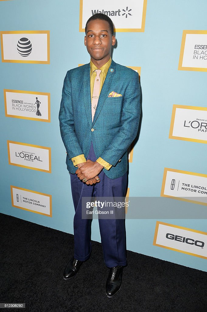 Singer Leon Bridges attends the 2016 ESSENCE Black Women In Hollywood awards luncheon at the Beverly Wilshire Four Seasons Hotel on February 25, 2016 in Beverly Hills, California.