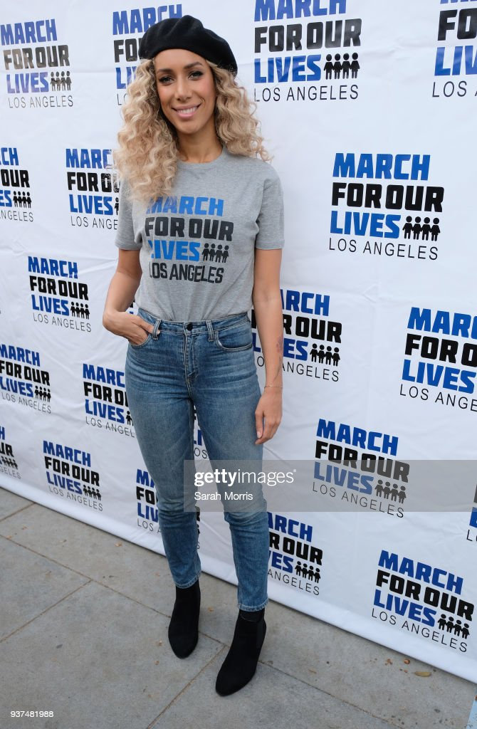 March For Our Lives Los Angeles