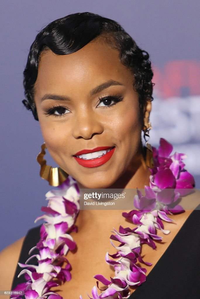 Singer LeToya Luckett arrives at the AFI FEST 2016 presented by Audi premiere of Disney's 'Moana' held at the El Capitan Theatre on November 14, 2016 in Hollywood, California.