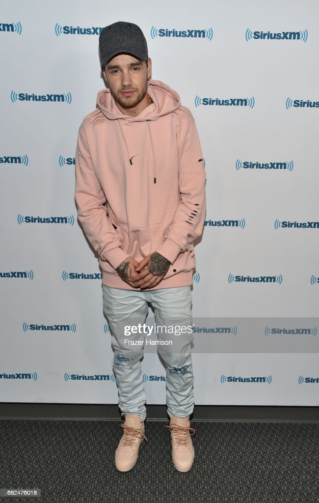 "Liam Payne Visits ""Hits 1 In Hollywood"" On SiriusXM Hits 1 Channel At The SiriusXM Studios In Los Angeles"