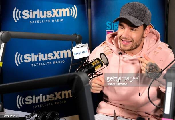 Singer Liam Payne attends the Hits 1 In Hollywood On SiriusXM Hits 1 Channel at The SiriusXM Studios In Los Angeles on May 12 2017 in Los Angeles...