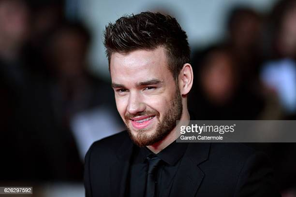 Singer Liam Payne attends the World Premiere of I Am Bolt at Odeon Leicester Square on November 28 2016 in London England