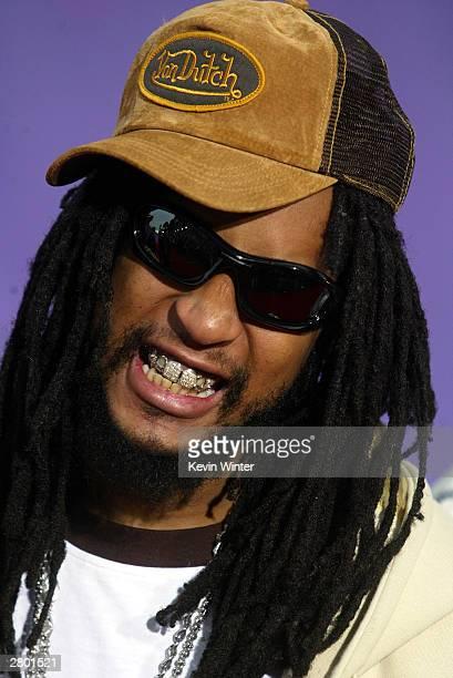 Singer Lil Jon attends the 2003 Billboard Music Awards at the MGM Grand Garden Arena December 10, 2003 in Las Vegas, Nevada.