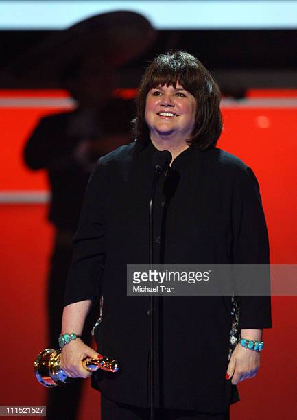 Singer Linda Ronstadt onstage during the 2008 ALMA Awards at the Pasadena Civic Auditorium on August 17 2008 in Pasadena California