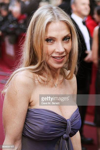 Singer Lindsay De Paul attends the Galaxy British Book Awards at the Grosvenor House Hotel on April 3 2009 in London United Kingdom