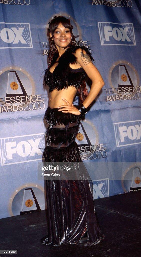 Singer Lisa 'Left Eye' Lopes Lisa Lopes : News Photo