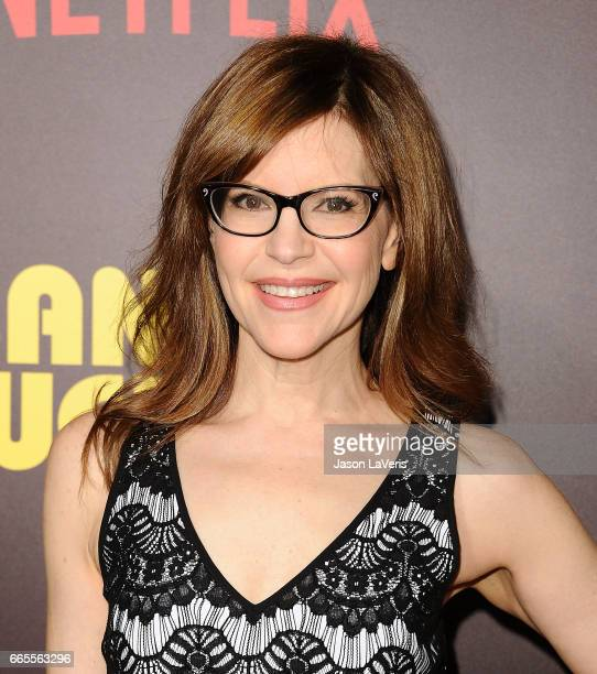 Singer Lisa Loeb attends the premiere of 'Sandy Wexler' at ArcLight Cinemas Cinerama Dome on April 6 2017 in Hollywood California