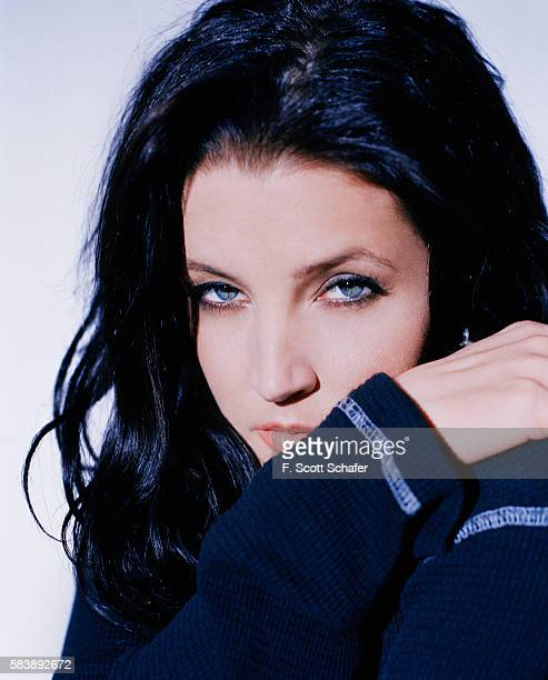Singer Lisa Marie is photographed in 2007 Styling by Jessica Paster hair by Renato Camporo and makeup by Mathu Andersen