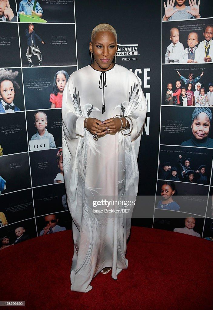 2014 Soul Train Music Awards - AFI Photo Wall