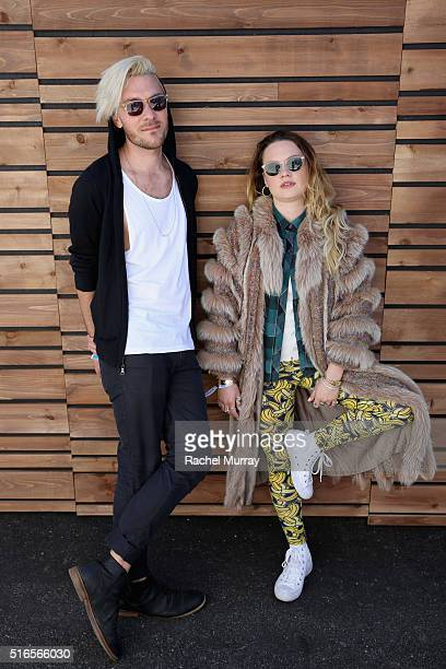 Singer Lolo attends the PANDORA Discovery Den SXSW on March 19 2016 in Austin Texas