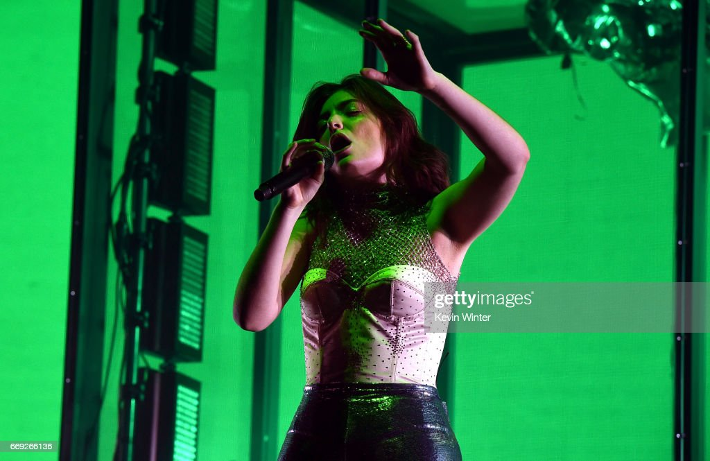 2017 Coachella Valley Music And Arts Festival - Weekend 1 - Day 3 : News Photo