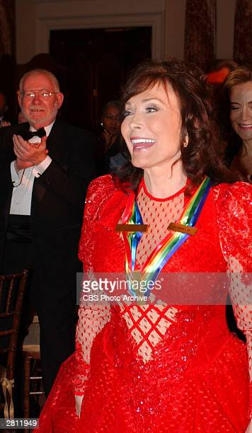 Singer Loretta Lynn is one of this year's five honorees on THE 26TH ANNUAL KENNEDY CENTER HONORS A CELEBRATION OF THE PERFORMING ARTS a new...