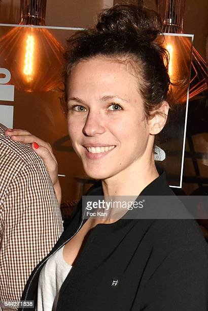 Singer Lorie Pester attends the Upper Concept Store Launch Party on July 02 2016 in Paris France