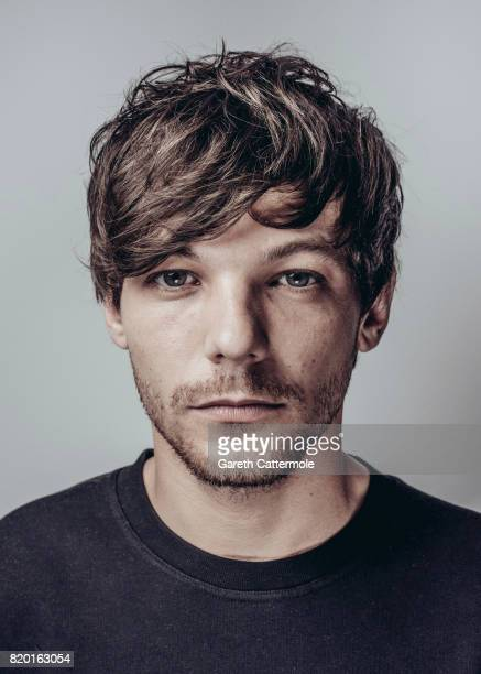 Singer Louis Tomlinson is photographed on July 19 2017 in London England