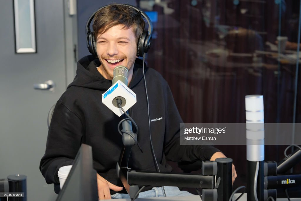 Celebrities Visit SiriusXM - July 31, 2017 : News Photo