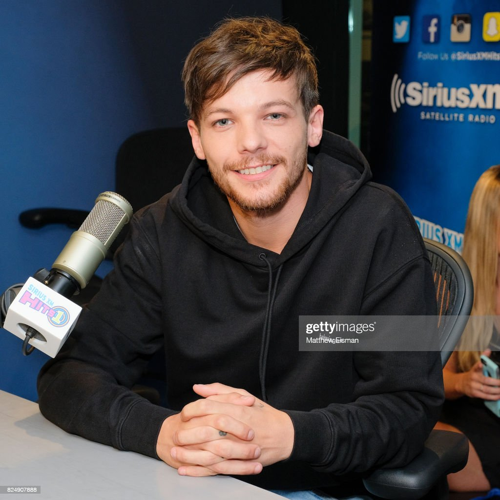 Celebrities Visit SiriusXM - July 31, 2017 : News Photo