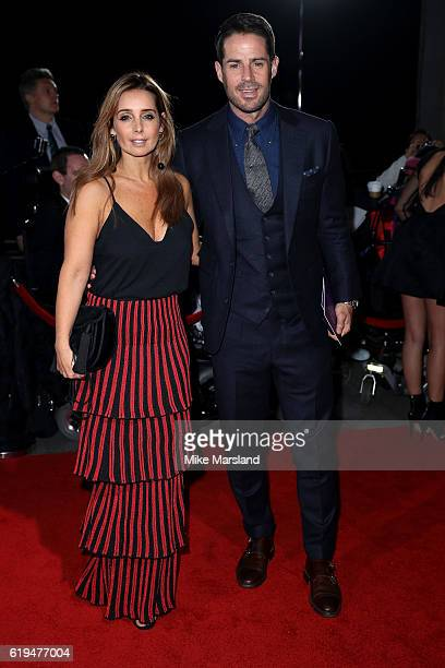 Singer Louise Redknapp and husband Jamie Redknapp attend the Pride Of Britain Awards at The Grosvenor House Hotel on October 31 2016 in London England