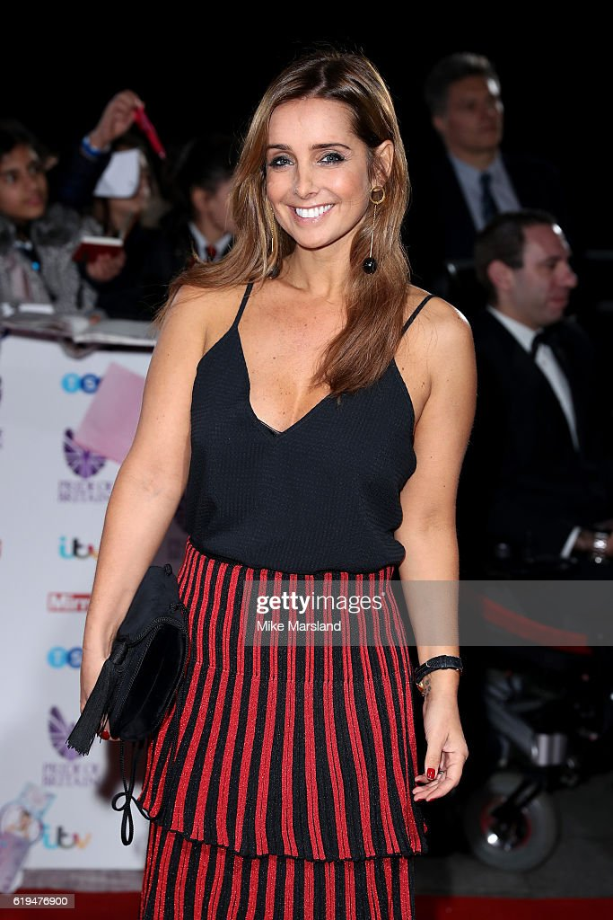 Singer Louise Redknapp attends the Pride Of Britain Awards at The Grosvenor House Hotel on October 31, 2016 in London, England.