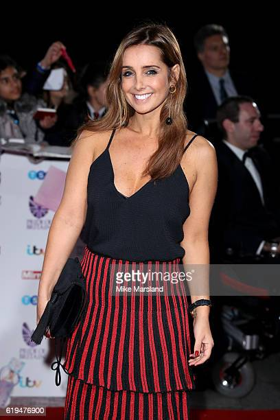 Singer Louise Redknapp attends the Pride Of Britain Awards at The Grosvenor House Hotel on October 31 2016 in London England