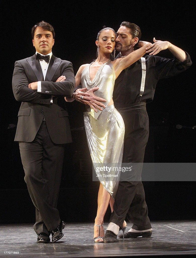 """Luis Fonsi & Luis Bravo Join The Cast Of Broadway's """"Forever Tango"""""""