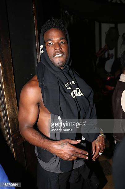 """Singer Luke James attends Hot 97's """"Who's Next"""" at SOB's on October 23, 2013 in New York City."""