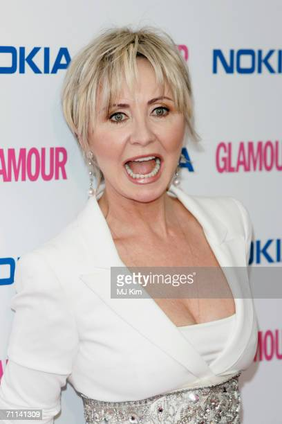 Singer Lulu arrives at the Glamour Women Of The Year Awards the annual awards recognising the achievement of women with categories including UK TV...