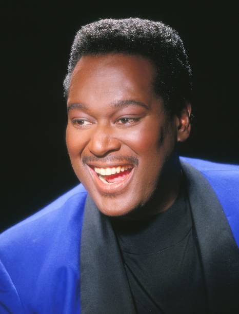 Luther Vandross Portrait Session