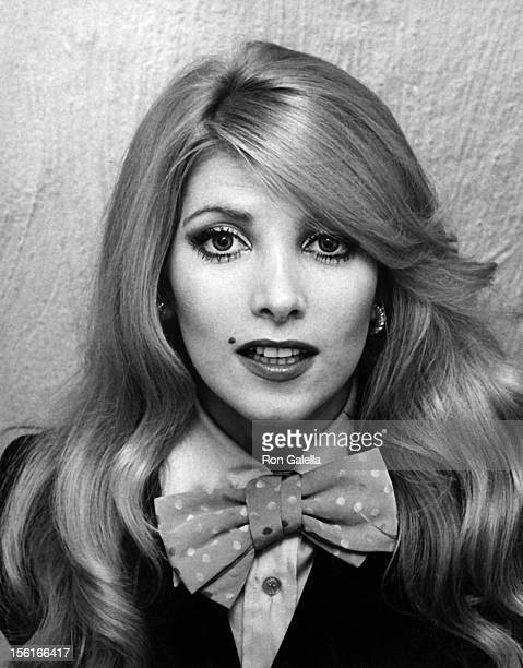 Singer Lynsey de Paul attending 'Party for Phyllis Diller' on October 10 1976 at D'Arblay Sauna in Los Angeles California