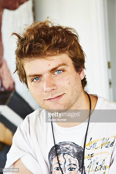 Singer Mac DeMarco is photographed for selftitled Magazine in 2015 in Rockaway New York PUBLISHED IMAGE