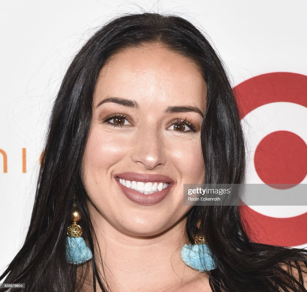 singer Madeline Lauer attends NYX Professional Makeup's 6th Annual FACE Awards at The Shrine Auditorium on August 19, 2017 in Los Angeles, California.