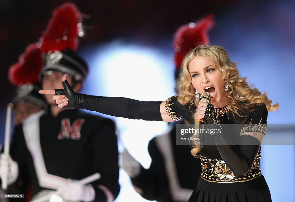 Image result for Madonna getty