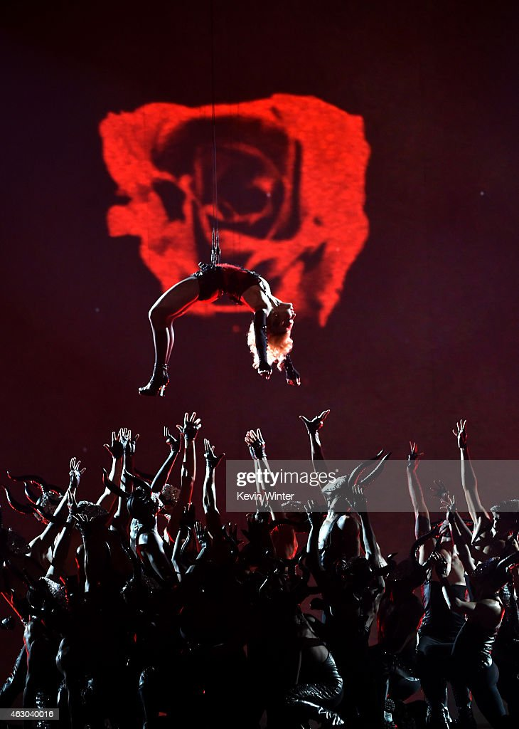 The 57th Annual GRAMMY Awards - Show : Foto jornalística