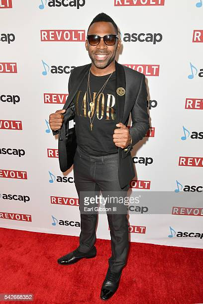 Singer Major attends the 2016 ASCAP Rhythm Soul Awards at the Beverly Wilshire Four Seasons Hotel on June 23 2016 in Beverly Hills California