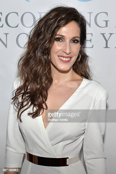 Singer Malu attends the 2015 Latin GRAMMY Person of the Year honoring Roberto Carlos at the Mandalay Bay Events Center on November 18 2015 in Las...